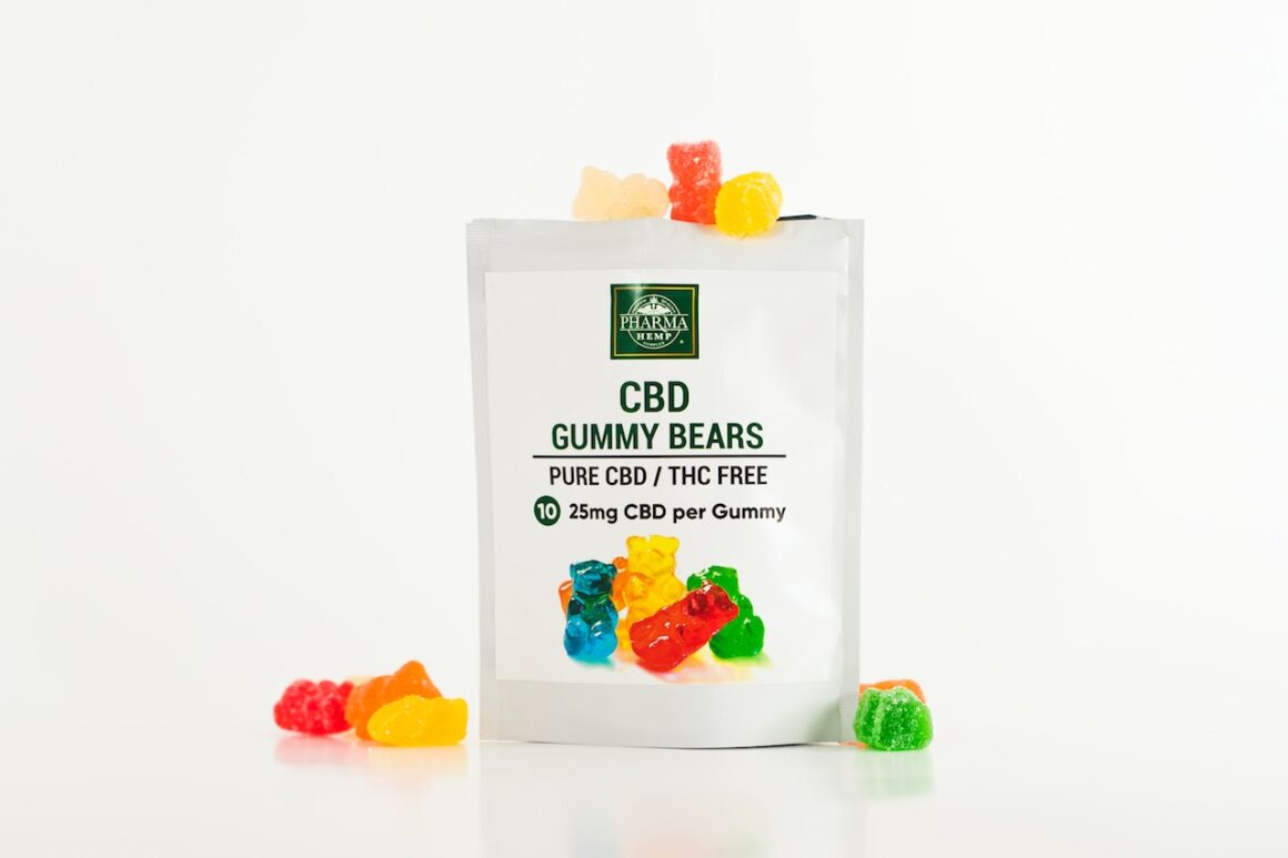 CBD Gummies: For Sleep and Anxiety